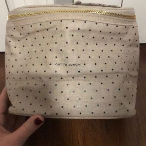 Kate spade lunch box